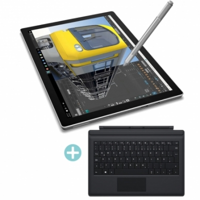 BUNDLE TABLET MICROSOFT SURFACE PRO 4 v2